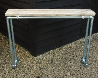 Console Table - Customisable - From Coffee to Console and anywhere in between