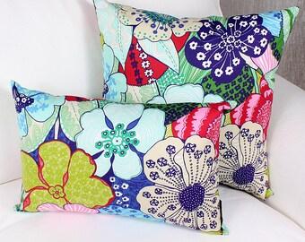 Cushion turquoise Capucine