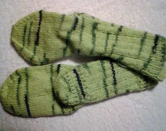 Socks, handknit children
