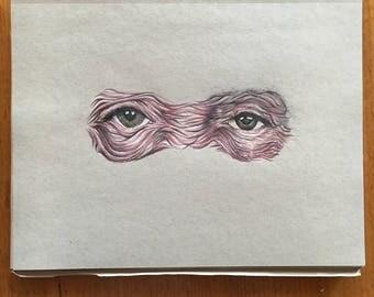 Eye Sketch '17 #1