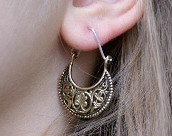 Earrings Byzantium 6-7 century