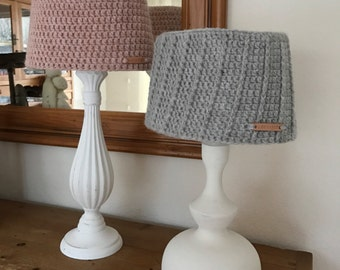 Crochet shades