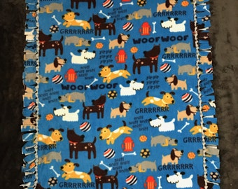 Fleece Pet Blanket