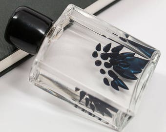 Ferrofluid Bottle - Squared | Concept Zero