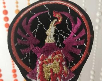 Vintage Rising Phoenix Rising patch