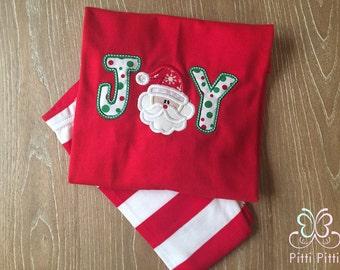 Personalized Christmas Pajamas - Christmas Pajamas for Children - Christmas Pjs - Girls Christmas PJs - Boys Christmas PJs