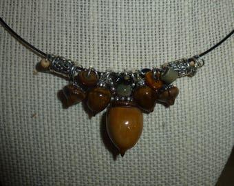 Acorn Necklace #307