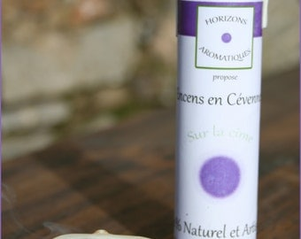 Incense in the Cevennes natural and artisan