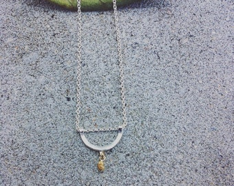 Sunset Necklace from the Hope collection