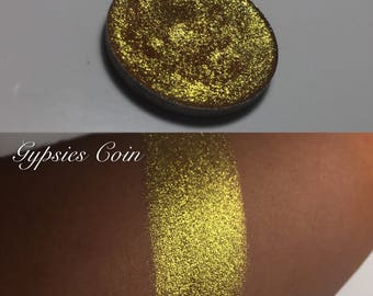 Gypsies coin single pan eyeshadow