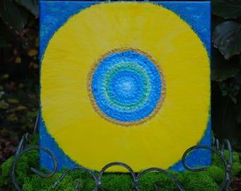 Sunflower of the Atlantic