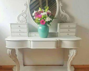 Antique Dressing Table / Vanity