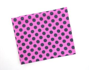 Peony Ta Dot -  end of bolt 1/4 YARD - HALF YARD - Michael Miller - Cotton Fabric - Quilting Fabric