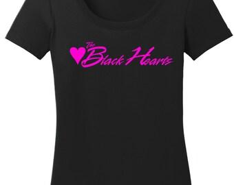 The Black Hearts Shirt