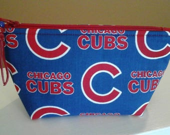 Chicago Cubs pouch