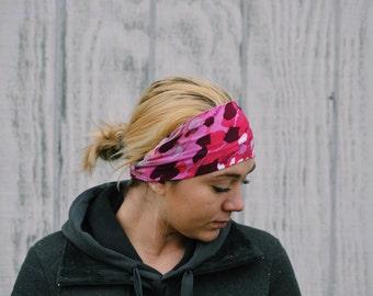 Yoga Headband | Wide Headband | Boho Headband