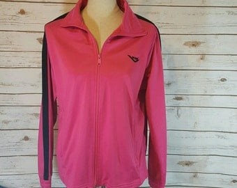 80's Pink Pony track jacket, Mediun/Large