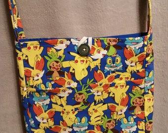 Pokemon Shoulder Bag SB006