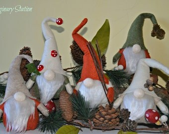 Swedish gnomes | Etsy