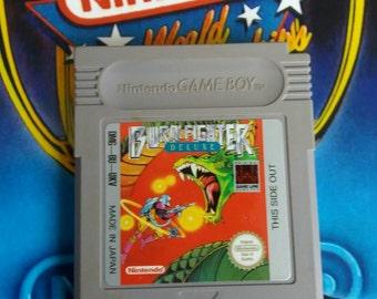 Game Boy Original Game - Burai Fighter