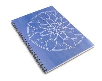 Mandala Paint A5 Notebook
