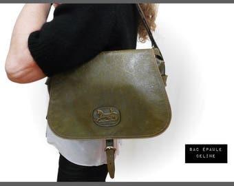 """""""CELINE"""" adjustable Sling bag"""