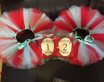 Thing 1 thing 2 sets twin s set