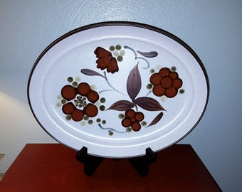 Noritake Folkstone Platter