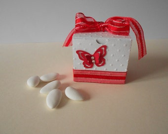 Candy box * wedding, baptism, Communion *.