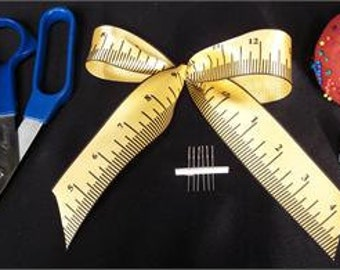 Tape Measure Ribbon