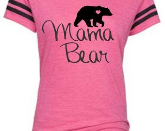Mama Bear Ladies Tee