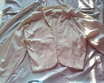 1900s Dress Combing Jacket