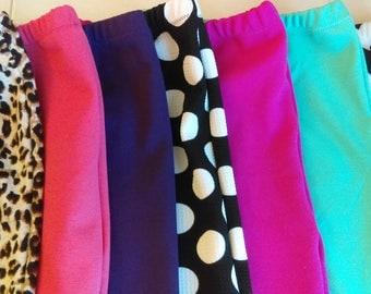 luisalove30~ Girls Modest Pencil Skirt w/Elastic
