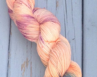 A Passage to India - hand dyed yarn
