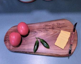 Live Edge Cutting/Cheese Board (CutH2)