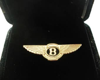 Bentley Vintage collectible Hat Pin/Lapel Pin