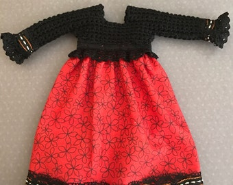 Dresses for Blythe and Pullip