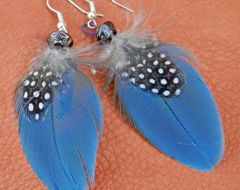 Feather Dangle Earring