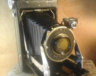 """1940s  KODAK VIGILANT JUNIOR Six-20 """"Pocket"""" Camera"""