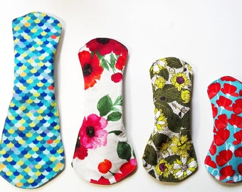 postpartum cloth pads, cloth pads