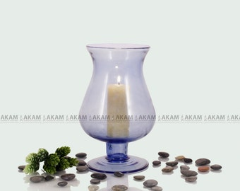 Large colorful walk candleholders