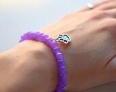 Cat Bracelet, Cat Charm, ...
