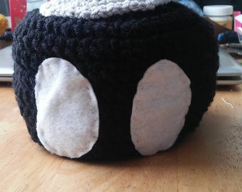 Bobomb Newborn Hat