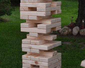 Giant Janga game Free Shipping for a Limited time only!