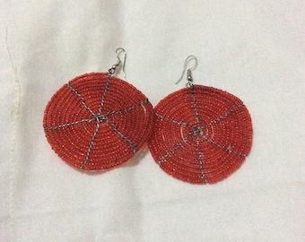 African masai earring