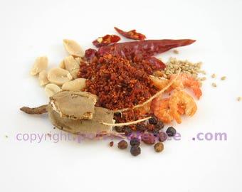 SATAY, mixted spice for wok, hot-pot, shabu-shabu
