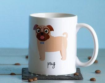 Pug Mug (boy)