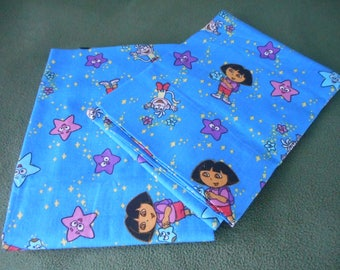 Dora the Explorer Pillowcases