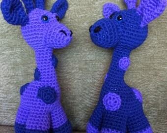 Gerry/Genny Giraffe