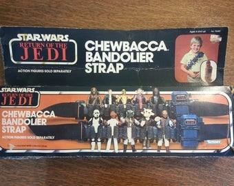 Star Wars Vintage Chewbacca Bandolier Strap